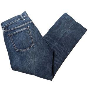 Gap 1969 Standard Blue Jeans 38x29